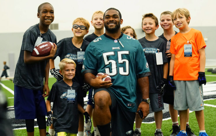 DAY TWO: NovaCare Complex with Brandon Graham