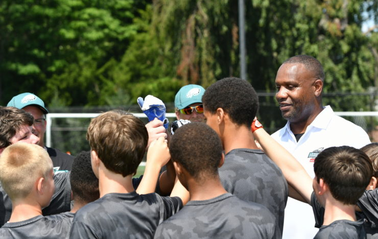 YOUR OPINION MATTERS: The Eagles Football Academy Survey