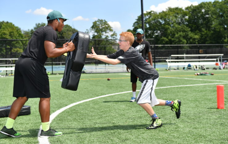 Results are in: 97% Liked/Loved Eagles Football Academy in 2016!